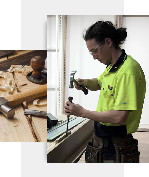 Custom Carpentry and Shop Fitting Service Perth